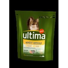 Ultima Affinity Alimento completo per gatti con appetito difficile gr 400