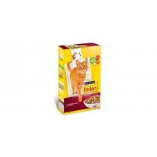 Crocchette con manzo e pollo per gatti adulti gr 400