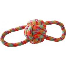 Palla di corda di con manici