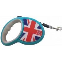 Guinzaglio Inghilterra 35 kg tipo flexi