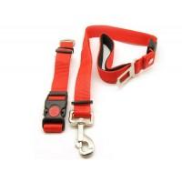 Guinzaglio e collare multifunzione per cani con attacco per cintura di sicurezza dell'automobile
