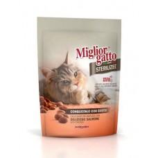 Miglior Gatto Croccantini al salmone per gatti sterilizzati gr 400